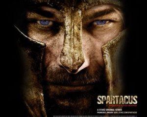Cinéfilos con Z :: Series :: Espartaco, sangre y arena