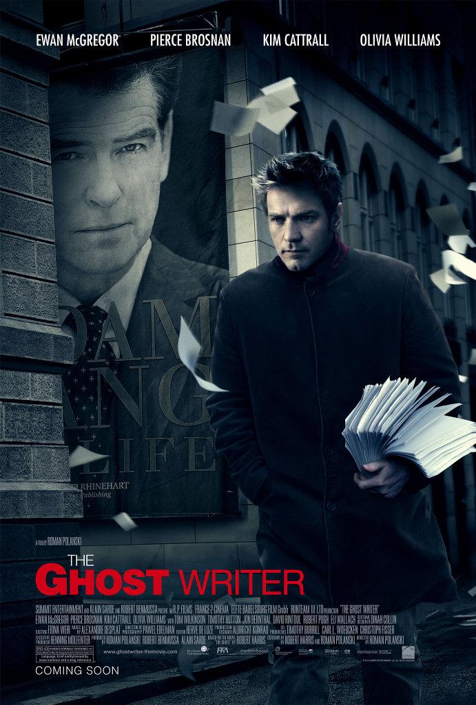 Cinéfilos con Z :: Películas :: El Escritor (The Ghost Writer) Roman Polanski