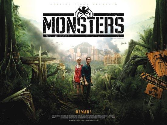 Cinéfilos con Z :: Blog de Cine :: Monsters