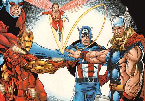 Cinéfilos con Z :: Blog de Cine :: Los Vengadores, Thor y Capitán América