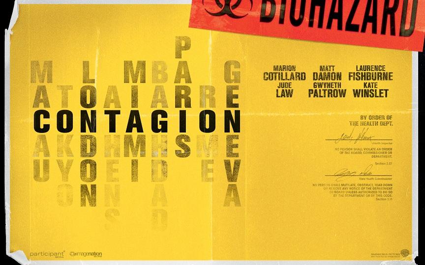 Cinéfilos con Z :: Blog de Cine :: Crítica Contagio