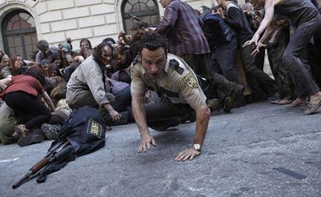 Cinefilos con Z :: Critica The Walking Dead Temporada 1