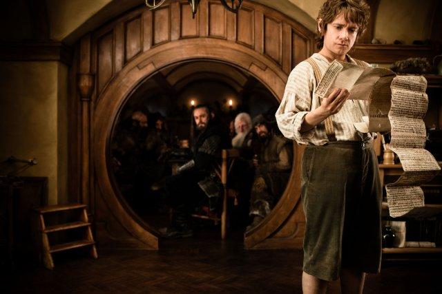 Cinéfilos con Z :: Blog de Cine :: Avances :: El Hobbit de Peter Jackson