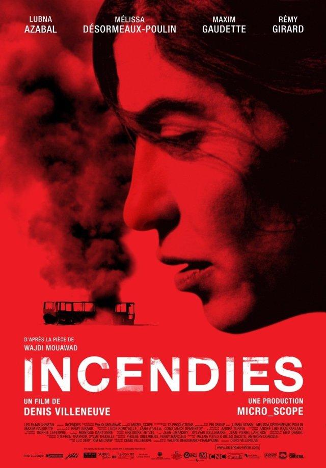 Cinéfilos con Z :: Blog de Cine :: Crítica Incendies