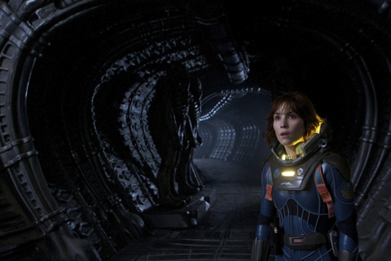 Cinéfilos con Z :: Blog de cine :: Avance 'Prometheus' de Ridley Scott