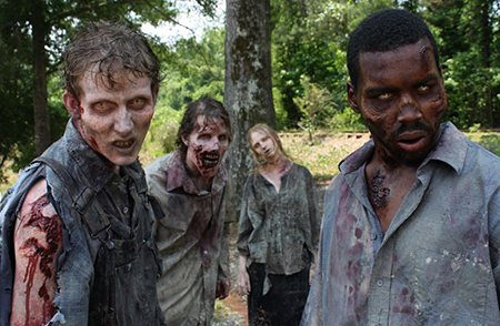 Cinefilos con Z: Avance 3ª Temporada The Walking Dead