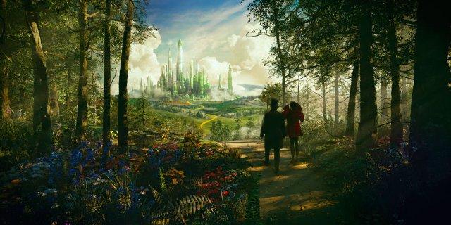 Cinéfilos con Z :: Blog de cine :: Avances :: Oz un mundo de fantasía