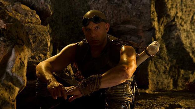 Cinéfilos con Z :: Blog de cine :: Riddick vuelve, primeras imágenes con Vin Diesel