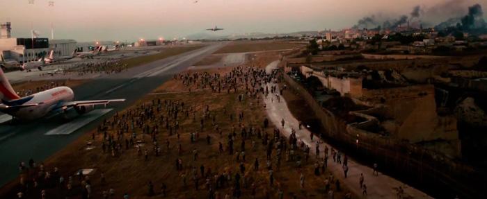 Cinéfilos con Z :: Blog de Cine :: Avances :: Tráiler Guerra Mundial Z