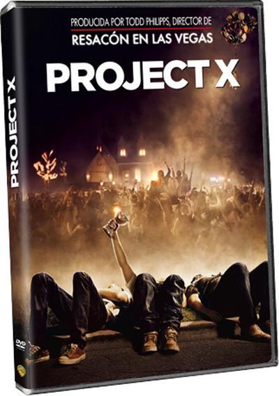 Cinéfilos con Z :: Blog Cine :: Sorteo DVD Project X