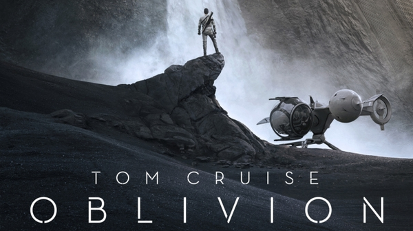 Tráiler e imágenes nueva película Oblivion con Tom Cruise