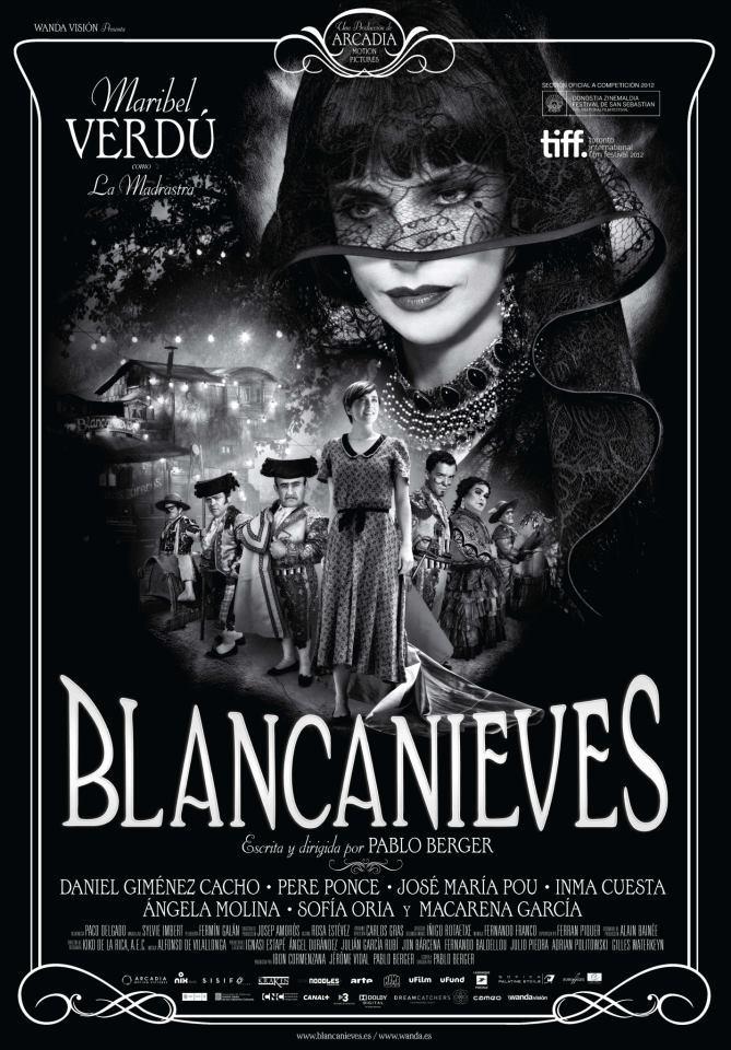 Palmarés  27 Edición de los Premios Goya (2013) - Películas del 2012