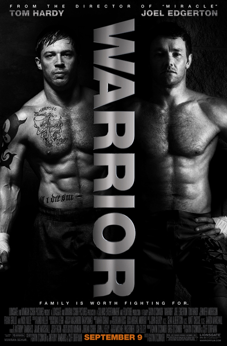 Critica Warrior de Gavin O'Connor