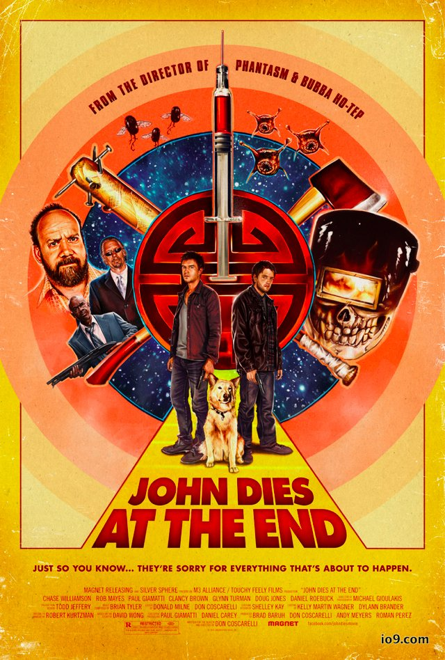 Critica John Dies at the End (2012)