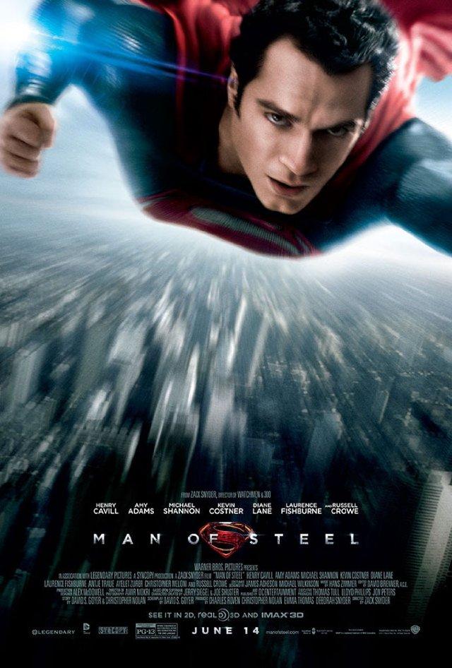 Man of Steel - El hombre de acero (2013)