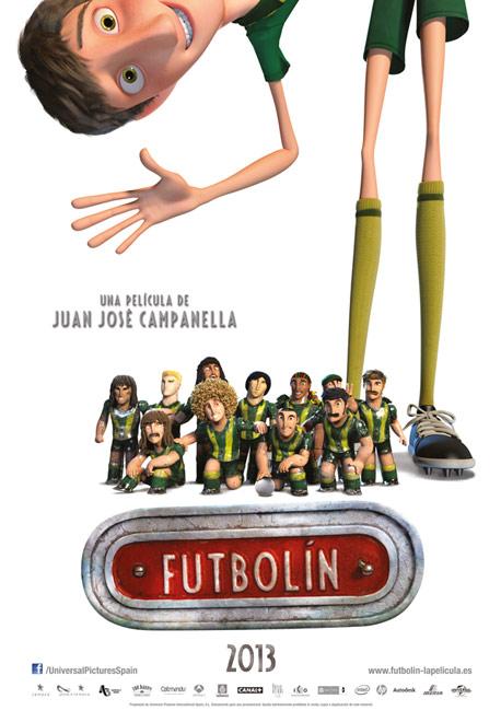 Nuevo Trailer Metegol última película de Campanella