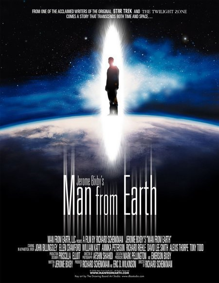 Recomendaciones Cine -  Man from Earth