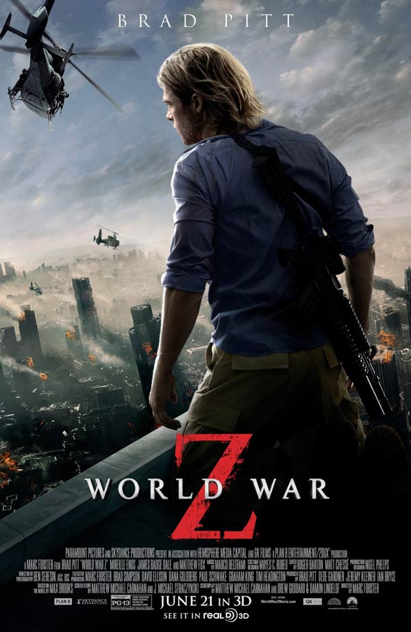 Crítica Guerra Mundial Z (World War Z)