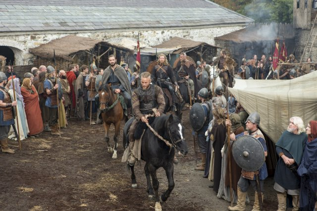 Serie Vikings