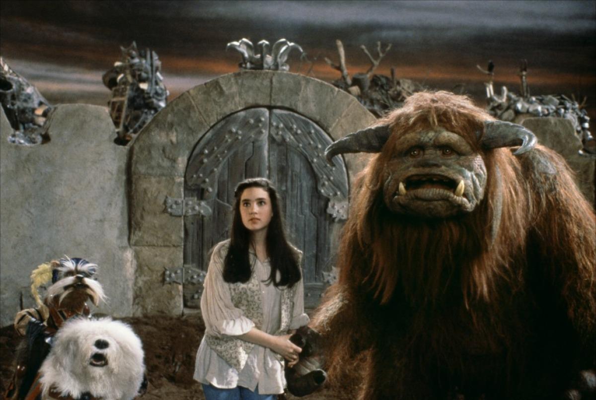 Critica Dentro del laberinto (Labyrinth, 1986)