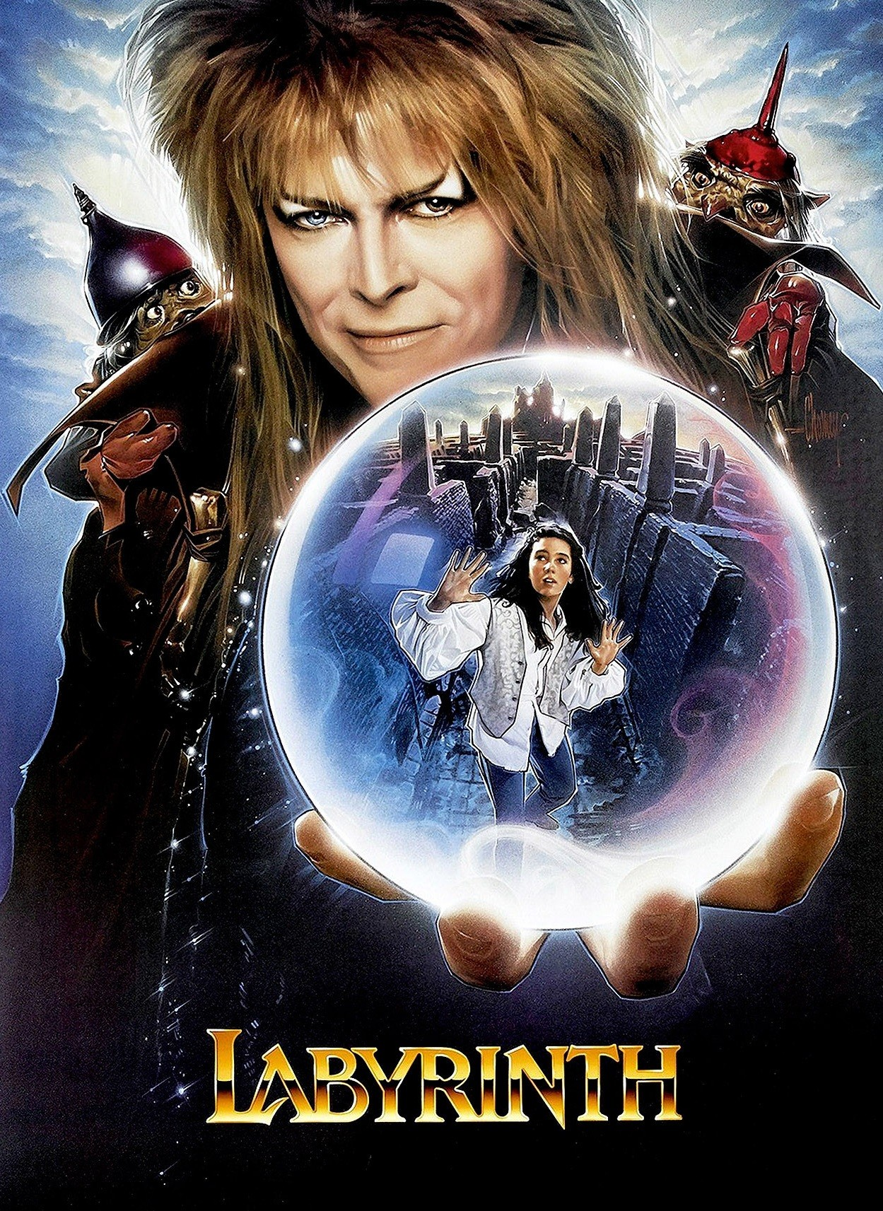 Critica Dentro del laberinto (Labyrinth, 1986) - Zinéfilos ... Labyrinth 1986