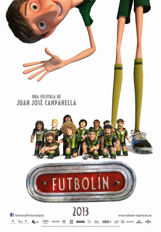 Critica Futbolín (Metegol, 2013)