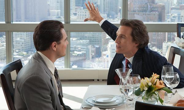 Critica El lobo de Wall Street (The Wolf of Wall Street, 2013)