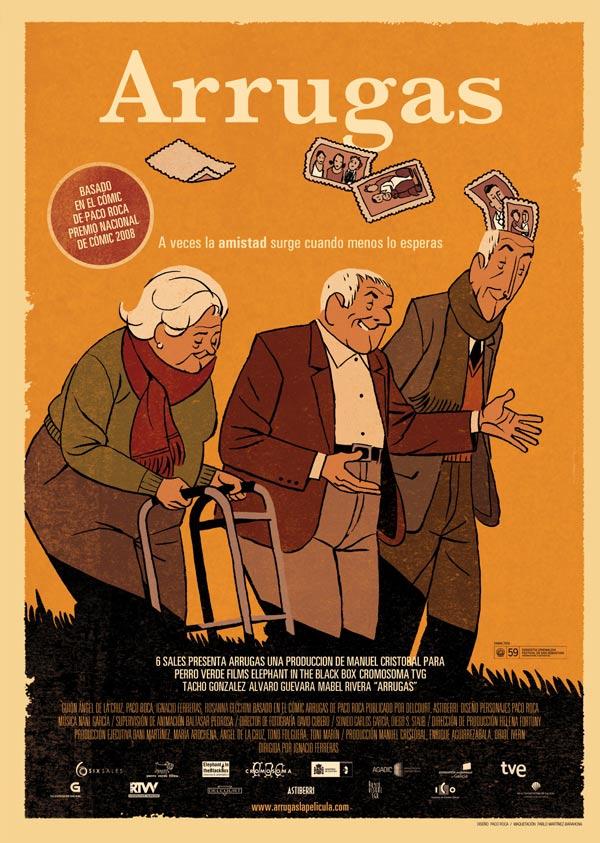 Critica Arrugas (2011)