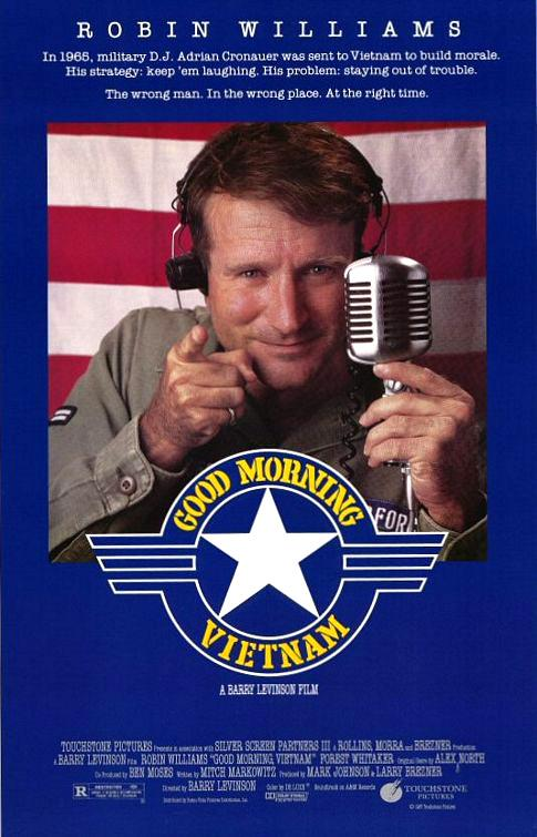 Good Morning Vietnam Palmerston North : Crítica good morning vietnam zinéfilos de