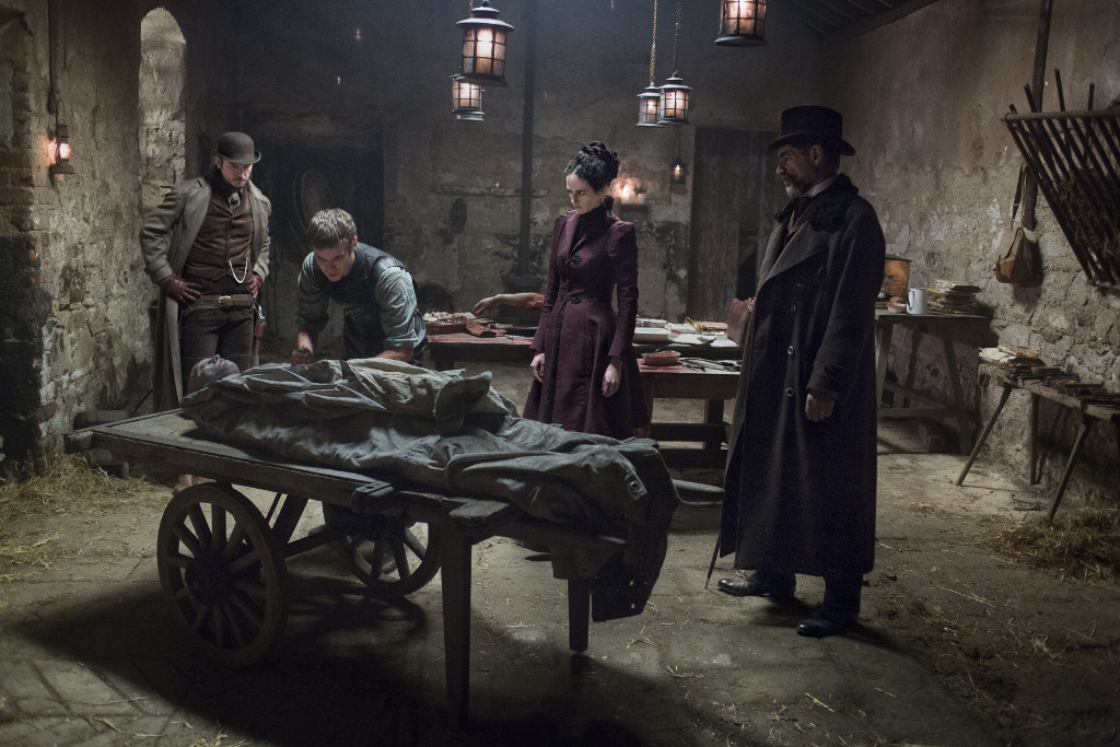 Crítica Serie Penny Dreadful