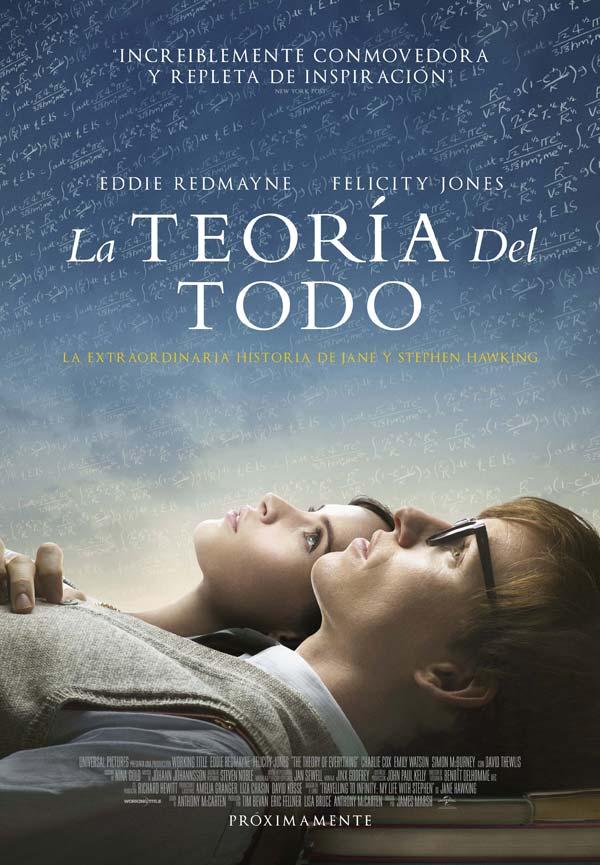 Crítica La teoría del todo (The theory of everything) (2014)