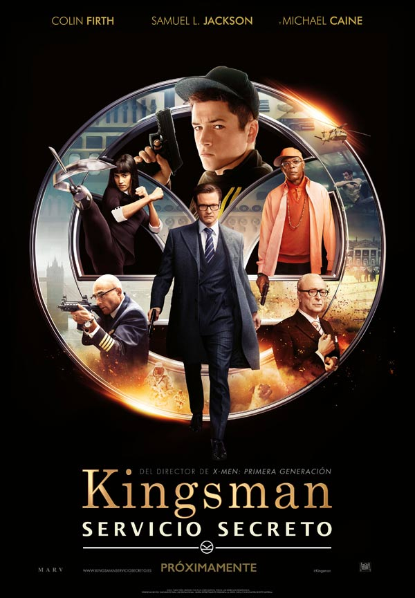 Kingsman: Servicio secreto (2014)
