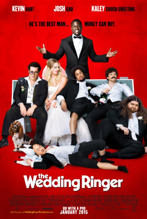 Crítica El Gurú de las Bodas (The Wedding Ringer, 2015)