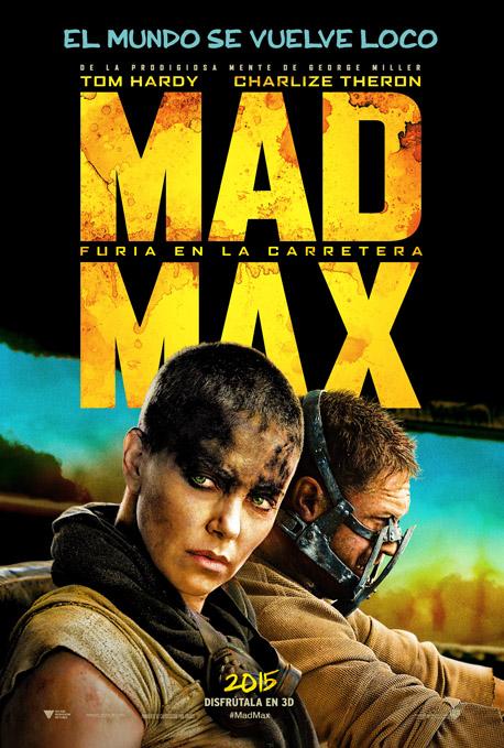 Crítica Mad Max: Furia en la carretera (Mad Max: Fury Road, 2015)