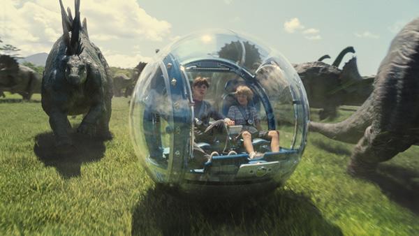 Crítica Jurassic World (2015)