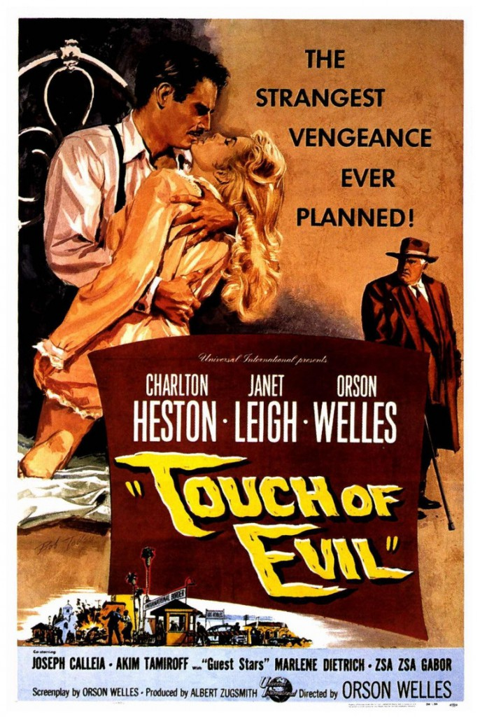 Crítica Sed de mal (Touch of Evil, 1958)