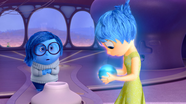 Crítica Del revés (Inside Out, 2015)