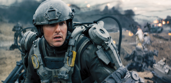 Crítica Al filo del mañana (Edge of Tomorrow, 2014)