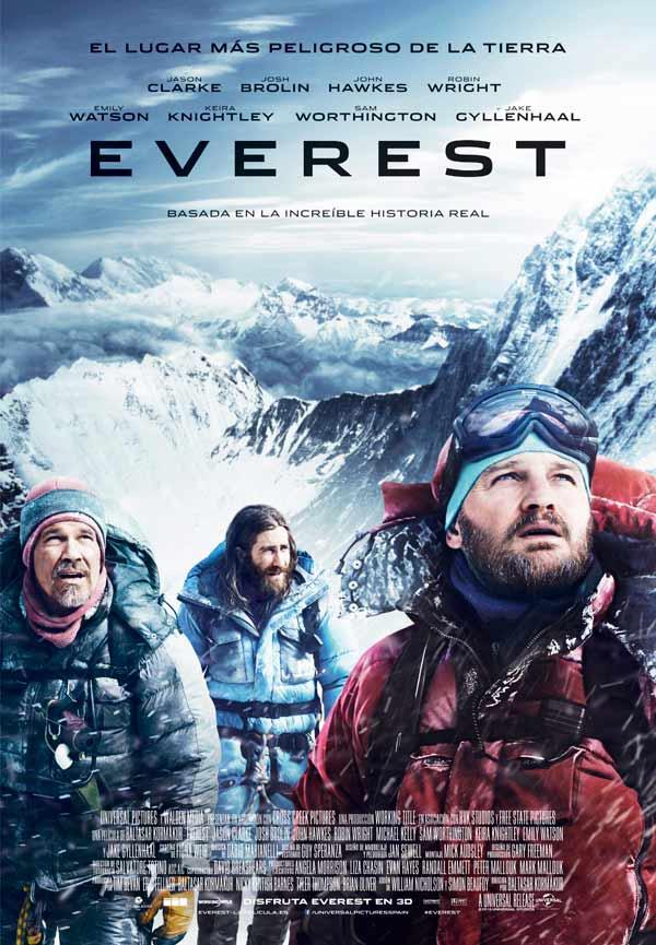 Crítica Everest (2015)