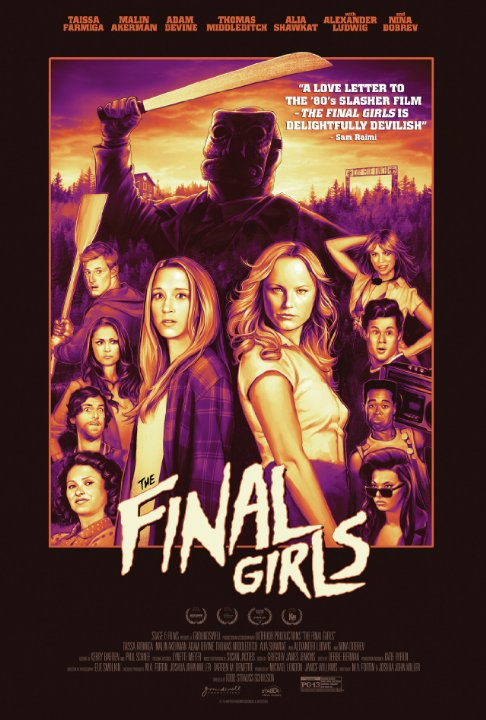 Crítica Las últimas supervivientes (The Final Girls, 2015)
