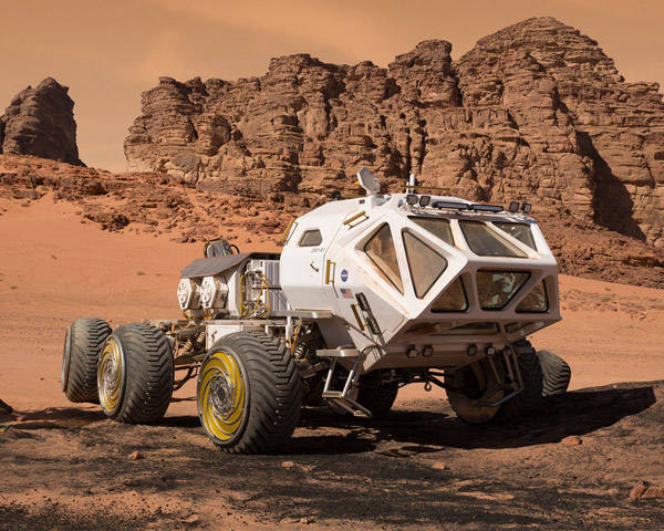 Crítica Marte (The Martian, 2015)