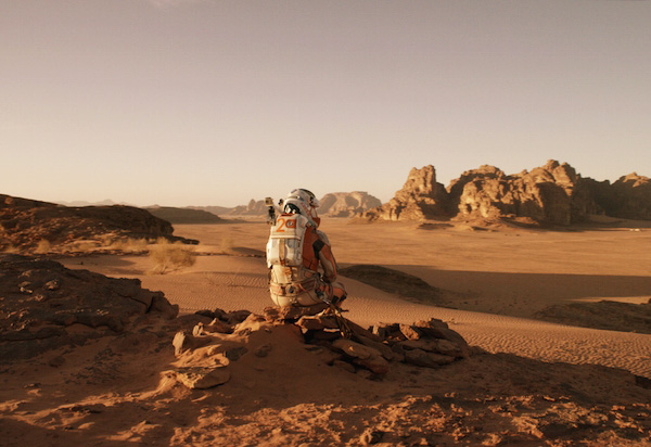 Crítica Marte (The Martian, 2015)