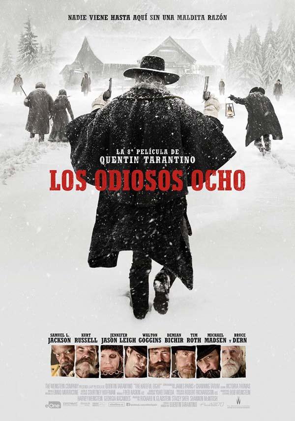 Los odiosos ocho (The Hateful Eight, 2015)