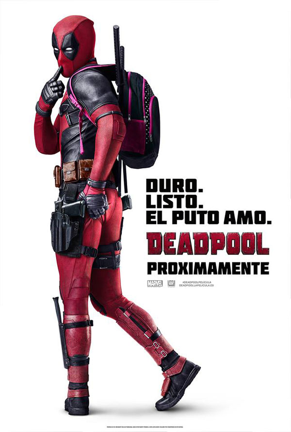 Crítica Deadpool (2016)