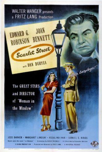 Perversidad (Scarlet Street, 1945)