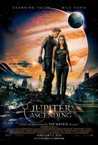Crítica El Destino de Júpiter (Jupiter Ascending, 2015)