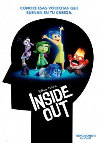 Crítica Del revés (Inside Out, 2015)