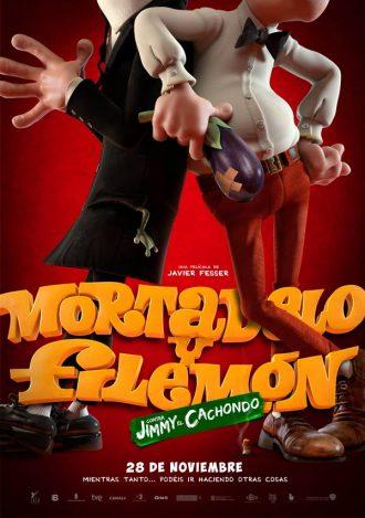 Crítica Mortadelo y Filemón contra Jimmy el Cachondo (2014)